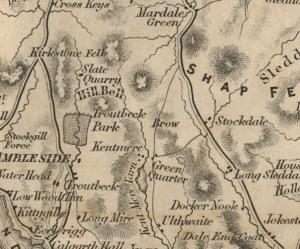 Stockdale, Longsleddale