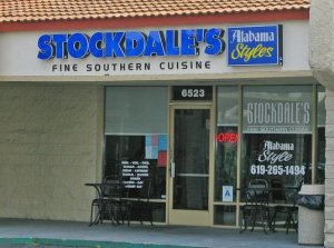 Stockdale's Southern cuisine