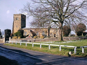 Husthwaite Church